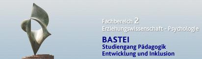"Studiengang ""Pädagogik der Inklusion"""