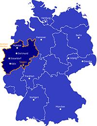 Universität Siegen, NRW, Deutschland